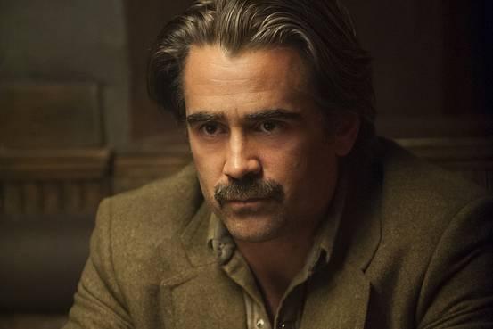 Colin Farrell as Ray Velcoro in True Detective Season 2