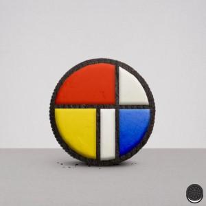 Oreo Mondrian