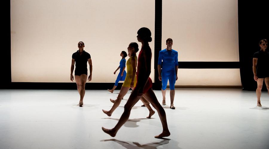 Jessica Lang Dance: Lines Cubed. Photo: Takao Komaru