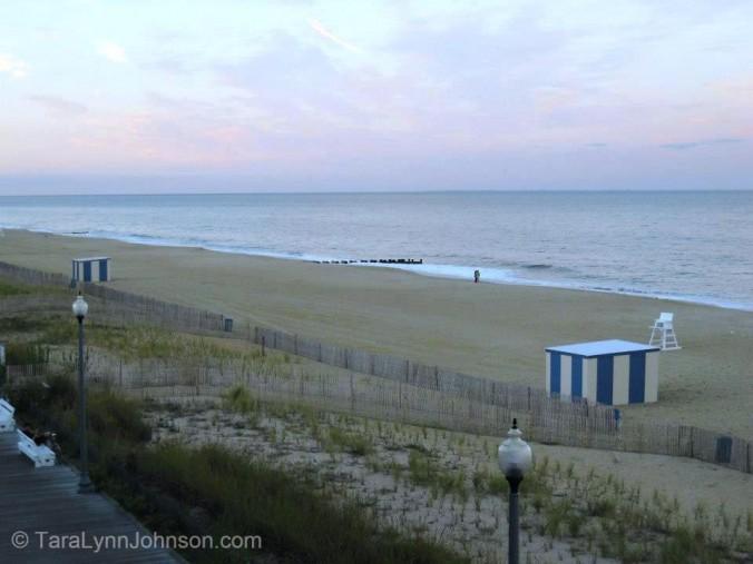 Rehoboth Beach Sunset